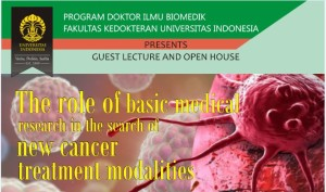 THE ROLE OF BASIC MEDICAL RESEARCH IN THE SEARCH OF NEW CANCER TREATMENT MODALITIES