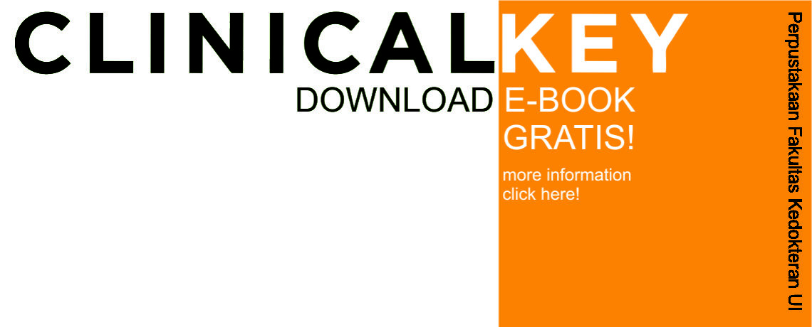 Download E-Book ClinicalKey, Gratis!