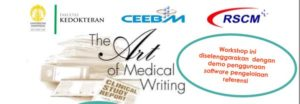 The Art of Medical Writing: clinical study report